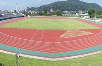 信夫ヶ丘球場・陸上競技場